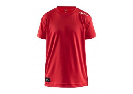 Team Faxe T-shirt med klub logo