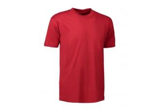 SB Bomulds T-shirt m. Klub Logo og klubbens værdier trykt